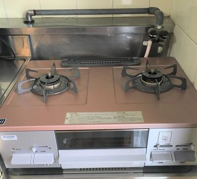 Gas Cooker: Nakamiya Daiyon